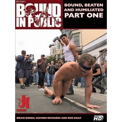 Bound, Beaten and Humiliated #1 DVD (17058D)