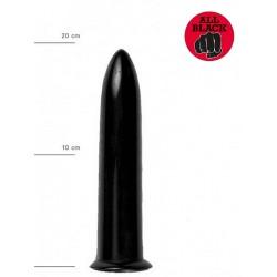 All Black Dildo 20 x 3,4 cm (T6234)