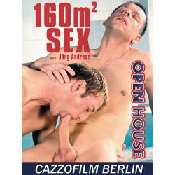 160qm Sex / Open House DVD (Cazzo) (01038D)