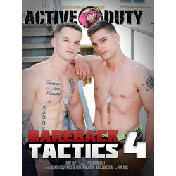 Bareback Tactics #4 DVD