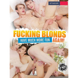 Fucking Blonds Have More Fun Again DVD (17119D)