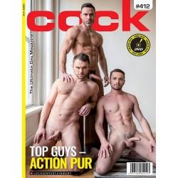 Cock 412 Magazine + DVD