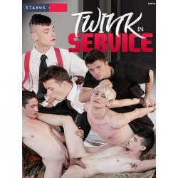Twink in Service DVD (17302D)