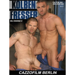 Kolbenfresser (Smoking Piston / Oil Change 2) DVD (Cazzo) (01426D)