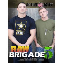 Raw Brigade #5 DVD