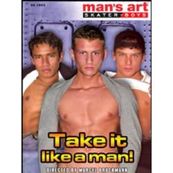 Take It Like a Man DVD (02410D)
