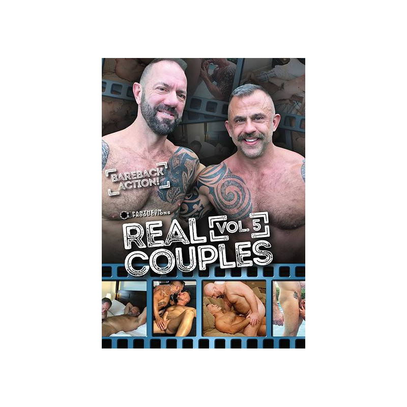 Real Couples #5 DVD (17260D)