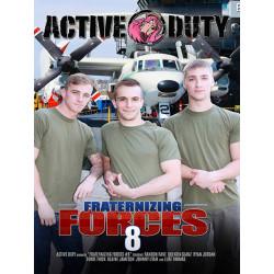 Fraternizing Forces #8 DVD