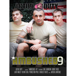 Ambushed #9 DVD (17320D)