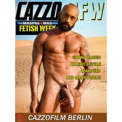 MFW Maspalomas Fetish Week Raw DVD (17223D)