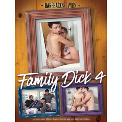 Family Dick #4 DVD (17359D)