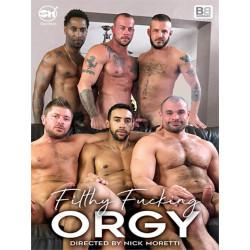 Filthy Fucking Orgy DVD (17802D)