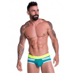 JOR Brief Fox Underwear Turquoise (T6909)