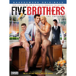 Five Brothers:The Takedown DVD (17835D)