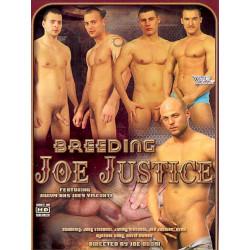 Breeding Joe Justice DVD (White Water Production) (17682D)