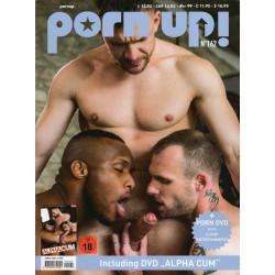 PornUp 162 Magazine + Alpha Cum DVD