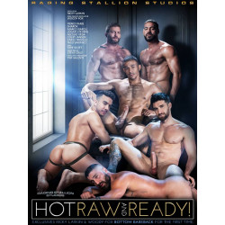 Hot Raw And Ready DVD (Raging Stallion)