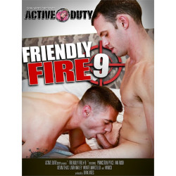 Friendly Fire #9 DVD (17803D)