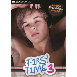 First Time #3 DVD (Helix)