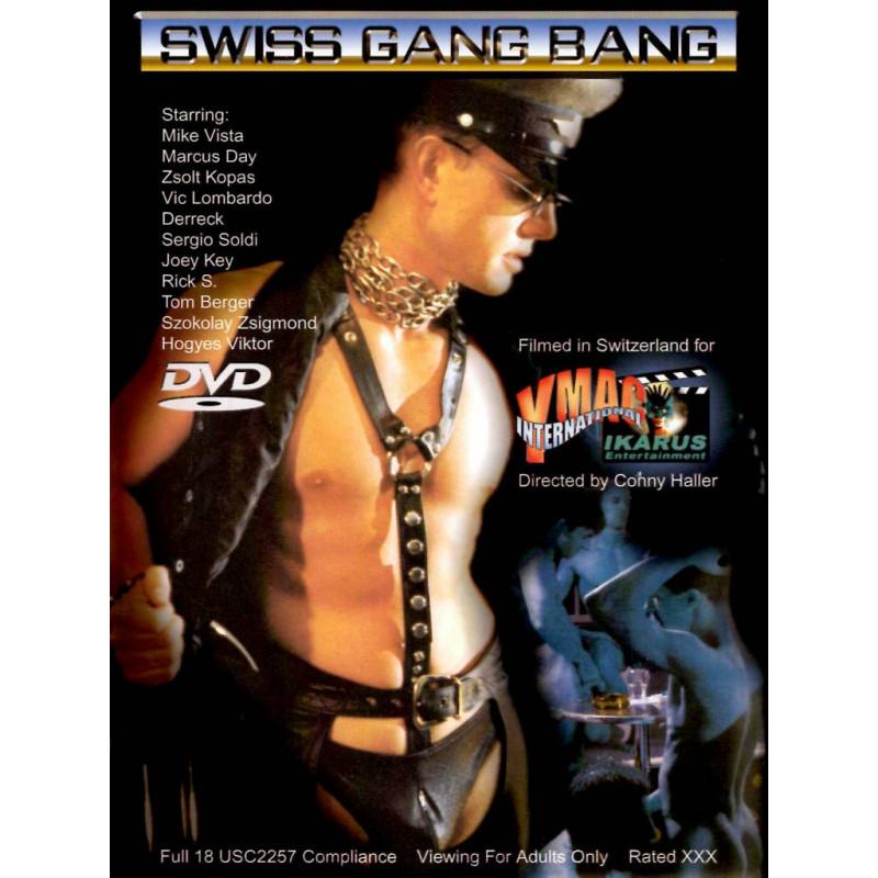 Swiss Gang Bang DVD (Ikarus) (02297D)