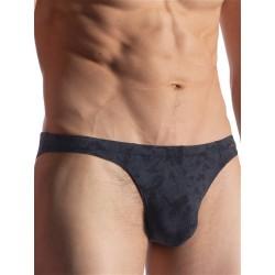 Olaf Benz Brazil Brief RED1911 Underwear Black (T7208)