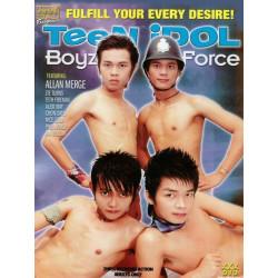Boyz Force (Teen Idol) DVD (Birlynn Young) (02596D)