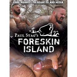 Paul Stag`s Foreskin Island DVD (Treasure Island)