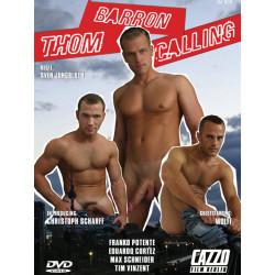 Thom Barron Calling DVD (Cazzo)