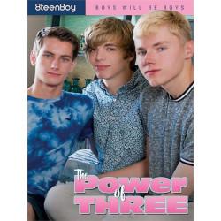 The Power of Three DVD (8teenboy)
