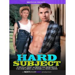 Hard Subject DVD (Next Door Studios) (17965D)
