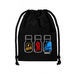 BenSWild BigBag `Poppers` Black/Color (T7149)