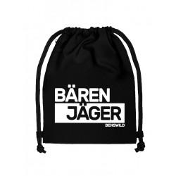 BenSWild BigBag `Bären Jäger` Black/White (T7157)