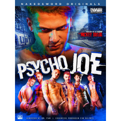 Psycho Joe DVD (Naked Sword) (18103D)