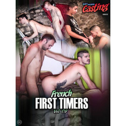 French First Timers #09 DVD (Gay Porn Casting)
