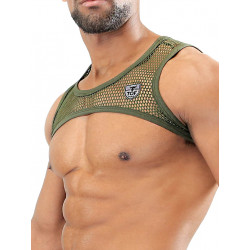 TOF Paris Army Harness Khaki