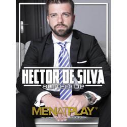 Hector De Silva: Suited Up DVD (Men At Play)