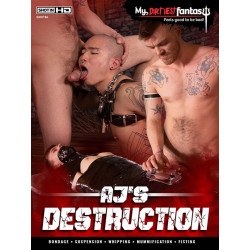 AJ`s Destruction DVD (My Dirtiest Fantasy)