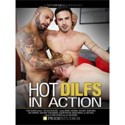 Hot DILFs In Action DVD (Pride Studios)