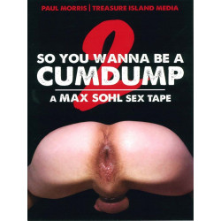 So You Wanna Be A Cumdump #2 DVD (Treasure Island) (18140D)