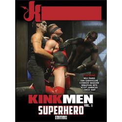 KinkMen Vol. 1 - Superhero Edition DVD (Kink Men) (18383D)
