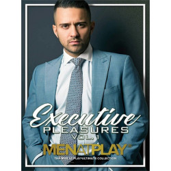 Executive Pleasures Vol. 1 DVD (Men At Play) (18343D)