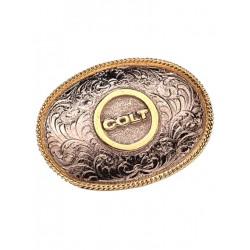 Colt Silverado Belt Buckle (T3461)