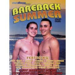 Bareback Summer DVD (San Diego Boy) (18508D)