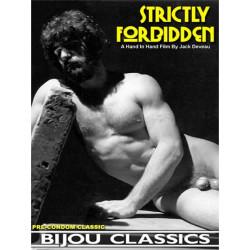 Strictly Forbidden DVD (Bijou) (18541D)