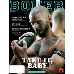 Boner 080 Magazine 03/2020