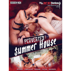 Perverted Summer House DVD (My Dirtiest Fantasy)