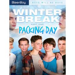 Winter Break #1: Packing Day DVD (8teenboy) (18695D)