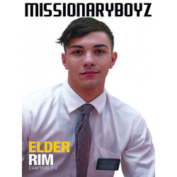Elder Rim DVD (Missionary Boyz)