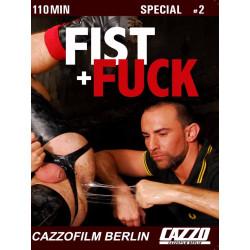 Fist & Fuck DVD (Cazzo) (04749D)