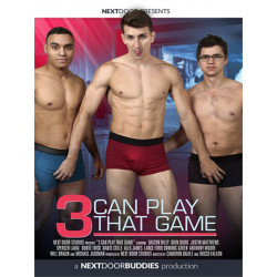 3 Can Play That Game DVD (Next Door Studios)
